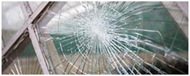 Eastcote Smashed Glass